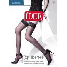 HOLD-UP STOCKINGS IDER TOP LIBERTE 15D